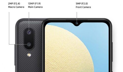 إطلاق هاتف جالكسي A02 بمواصفات مناسبة وسعر منخفض