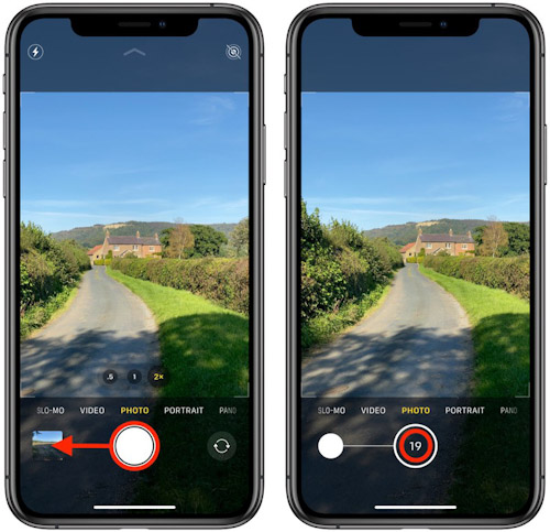تحديث iOS 14 - قم بتفعيل هذا الخيار من أجل التقاط الصور بشكل أفضل على الايفون!