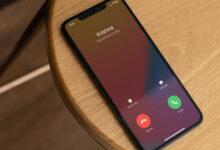 كيف تجعل الايفون ينطق اسم المتصل عند المكالمات؟