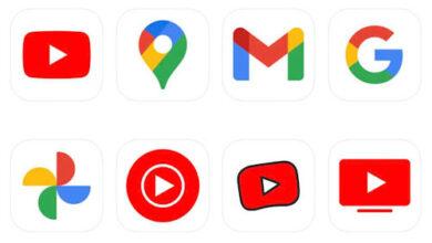 لماذا لم تقم جوجل بتحديث تطبيقات الايفون والايباد الخاصة بها منذ فترة؟