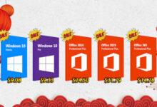 الآن متاح مفاتيح تفعيل ويندوز 10 و أوفيس 2019 بأقل الأسعار الممكنة - احصل على نسختك!