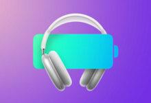 سماعات AirPods Max - شكاوى حول استنزاف البطارية سريعاً !