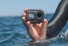 أفضل الكاميرات الرياضية المقاومة للماء والمُتاحة للشراء في 2021