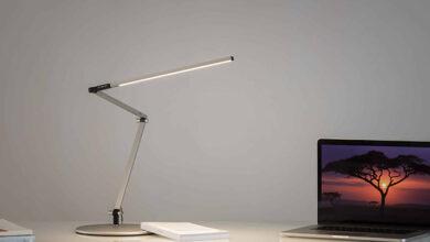أفضل المصابيح المكتبية المُتاحة للشراء في 2021