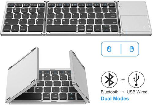 أفضل لوحات المفاتيح القابلة للطي المُتاحة للشراء في 2021