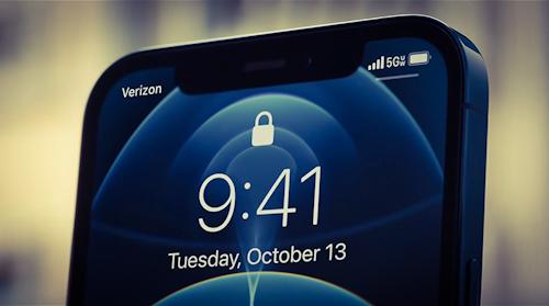 هواتف ايفون 12 تدعم شبكات الجيل الخامس 5G
