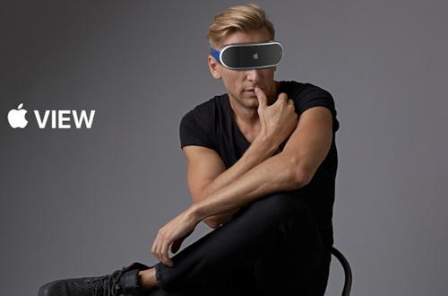 تسريبات - صور نظارة ابل الذكية