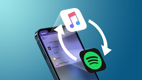 تحديث iOS 14.5 - ميزة تغيير مشغل الموسيقى الافتراضي قادمة!