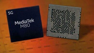 ميدياتك تكشف عن مودم MediaTek M80 أول مودم 5G متكامل يدعم جميع الشبكات.. هل تهدد كوالكوم؟
