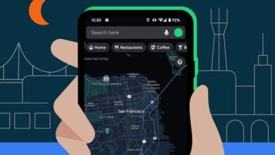 خرائط جوجل تحصل أخيرًا على الوضع المظلم على أندرويد – إليك كامل التفاصيل
