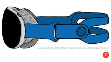 تسريبات - نظارة ابل الذكية ستكون أغلى مما تتوقع وهذا الشكل المتوقع لها!