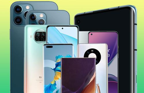 خمس ابتكارات جديدة سوف نراها في الهواتف الذكية خلال عام 2021