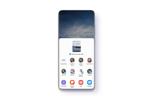 القائمة الكاملة – سامسونج ترسل مميزات جالكسي S21 للهواتف الأقدم