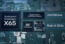 كوالكوم تعلن عن مودم سنابدراجون X65 لشبكات الجيل الخامس بسرعات ضخمة