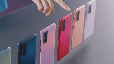 هاتف جالكسي S21 FE ضمن التطوير حاليًا وتم تسريب معلوماته الرئيسية