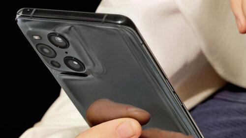 هاتف أوبو فايند X3 برو سيأتي مع واحدة من أفضل الشاشات على الإطلاق