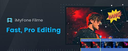 برنامج Filme Video Editor