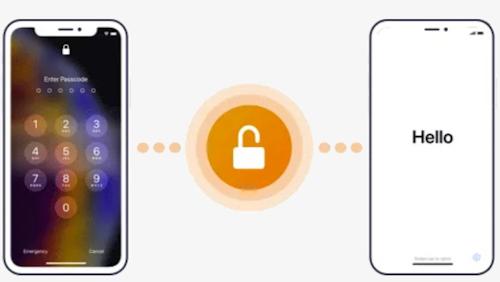 طريقة فتح الايفون إذا نسيت رمز القفل !