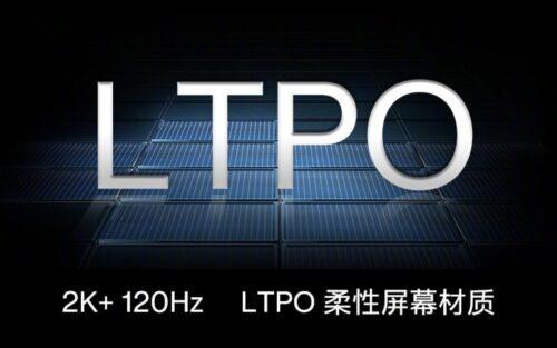 سلسلة ون بلس 9 قادمة مع شاشة بدقة 2K وتردد 120 هيرتز من نوع LTPO