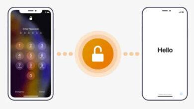 طريقة فتح قفل الايفون بسهولة في بعض دقائق إذا نسيت رمز القفل !