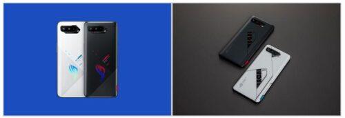 إطلاق هاتف الألعاب الرائد Asus ROG Phone 5 مع عشرات المميزات الجديدة