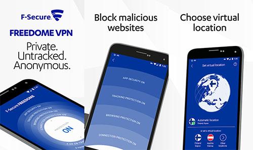 تطبيقات مجانية VPN