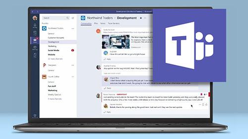 تطبيق مايكروسوفت Microsoft Teams
