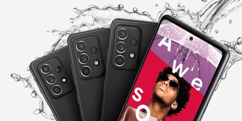 سامسونج تتبع سياسة جديدة في التحديثات لهواتف جالكسي A في الفئة المتوسطة!