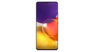 هاتف جالكسي A82 سيأتي مع مواصفات رائدة بسعر متوسط.. إليك التفاصيل