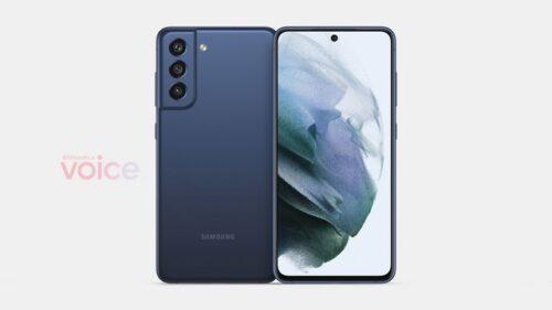 تسريب تصميم ومواصفات هاتف Galaxy S21 FE المنتظر