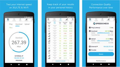 طرق سهلة تمكنك من قياس سرعة الإنترنت على هاتفك