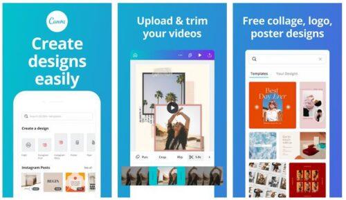 تطبيقات رمضان للاندرويد (17) – تطبيق مثالي لتصميم الصور، أفضل مسجل صوت مع تطبيق مميز للإنتاجية