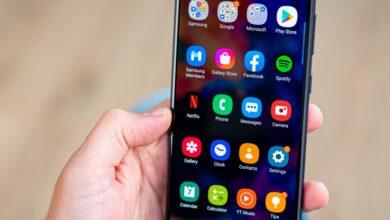 سامسونج تقرر إيقاف تصنيع نسخة Exynos من هاتف جالكسي S20 FE