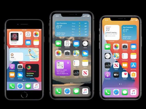 الايفون أفضل من الأندرويد - دعم أطول لنظام التشغيل