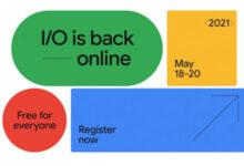 رسمياً - الإعلان عن موعد مؤتمر جوجل I/O 2021 وهذه أبرز التوقعات!