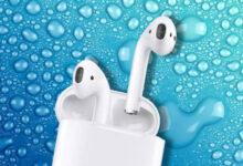 هل سماعات AirPods مقاومة للماء؟ إليك ما نعرفه!