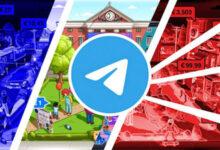 تحديث تيليجرام الضخم - الدفع الإلكتروني عبر التطبيق ونسخة ويب جديدة ومزايا أخرى!
