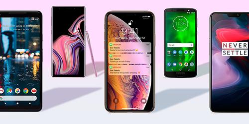 أفضل 5 هواتف ذكية لمختلف الميزانيات لعام 2021 ننصحكم بشراء إحداها