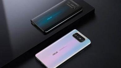 اسوس تستعد لإطلاق هاتفي Zenfone 8 و Zenfone 8 Flip بمواصفات خارقة