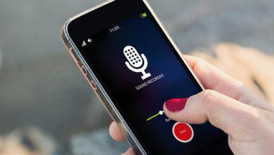 أفضل تطبيقات تسجيل الصوت للاندرويد في 2021