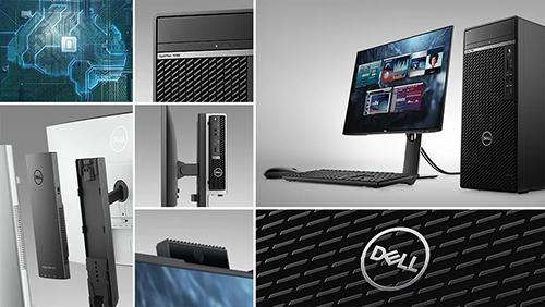 شركة Dell تُعلن عن ترسانة جديدة من الحواسيب المحمولة ومحطات العمل