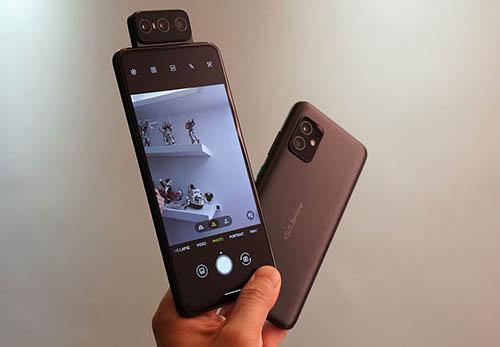 بعض التسريبات التي تفيد بأن العملاق التايواني، أسوس، يستعد للإعلان عن هاتفي Zenfone 8 و Zenfone 8 Flip في الموافق من 13 مايو
