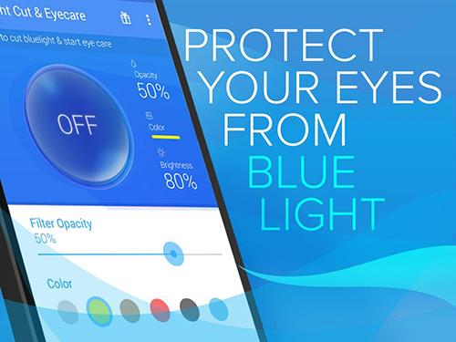 قم بتعطيل أي تطبيقات مُرشحات الضوء الأزرق