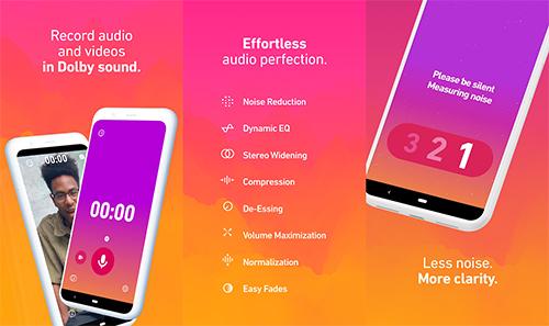 تطبيقات تسجيل الصوت للأندرويد