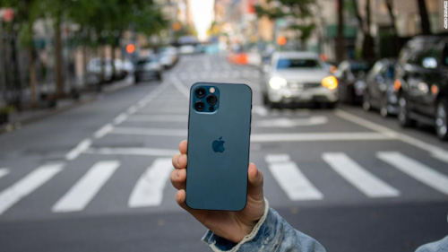 كيفية التحكم في كاميرا الايفون عن بعد؟