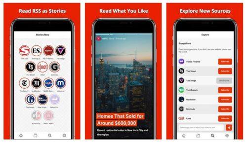 تطبيقات رمضان للاندرويد (21) – تطبيق مثالي لمتابعة الأخبار بشكل جذاب مع تطبيق أساسي للأمان والخصوصية