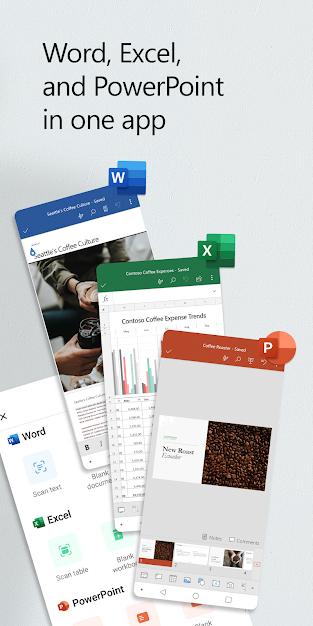 تطبيق Microsoft Office - مايكروسوفت أوفيس على الأندرويد!