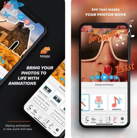 تطبيق Photo Animator Studio Maker لإنشاء مقاطع فيديو رائعة