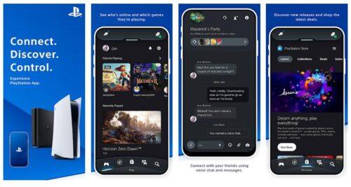 تطبيق PlayStation على أندرويد يحصل على تحديث ضخم يسمح بإدارة الجهاز عن بعد