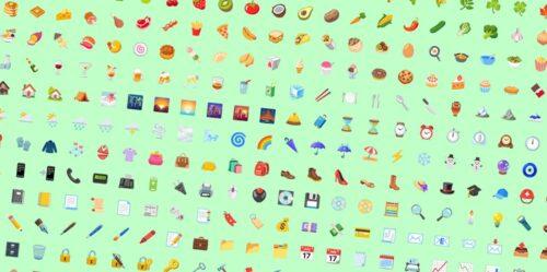 هذه هي الوجوه التعبيرية (إيموجي) الخاصة بنظام أندرويد 12 – 400 تصميم جديد!